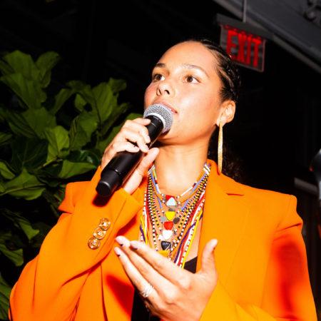 Rolling Stone: Alicia Keys Announces Music Initiative for Female Advancement