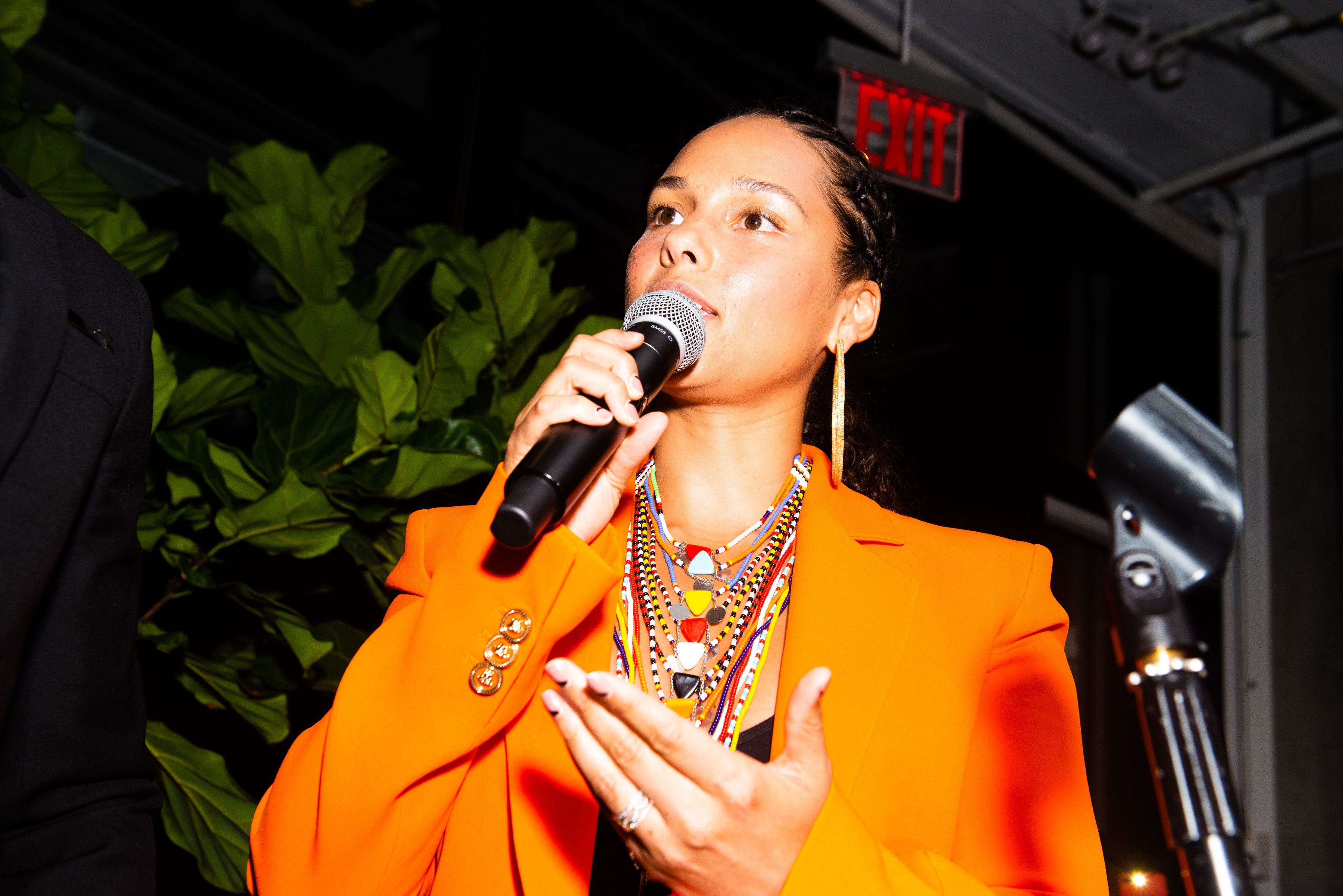Rolling Stone: Alicia Keys Announces Music Initiative for Female Advancement