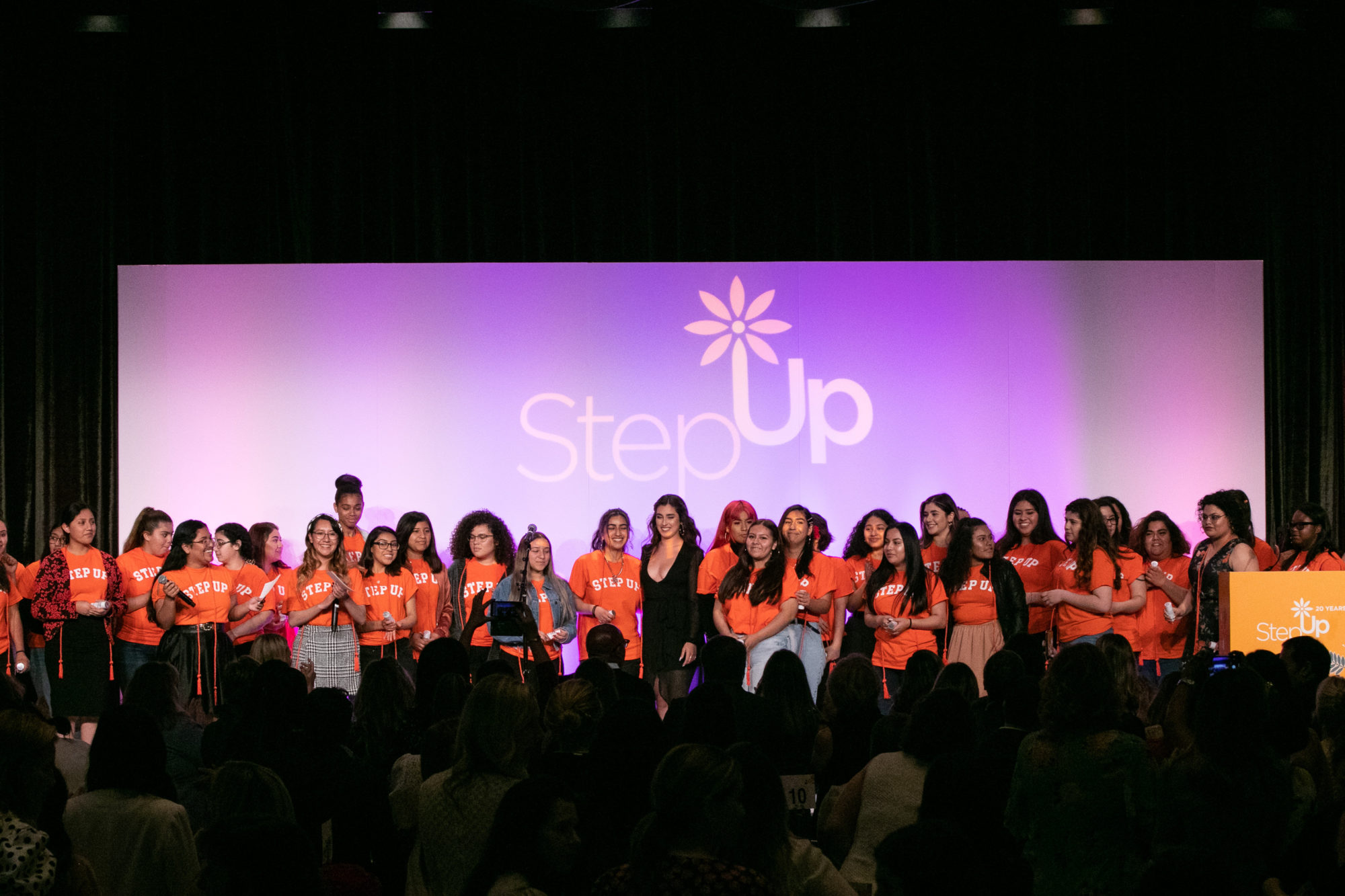 She Is the Music Partners With Step Up for Mentorship Program Empowering Girls to Pursue Careers in Music