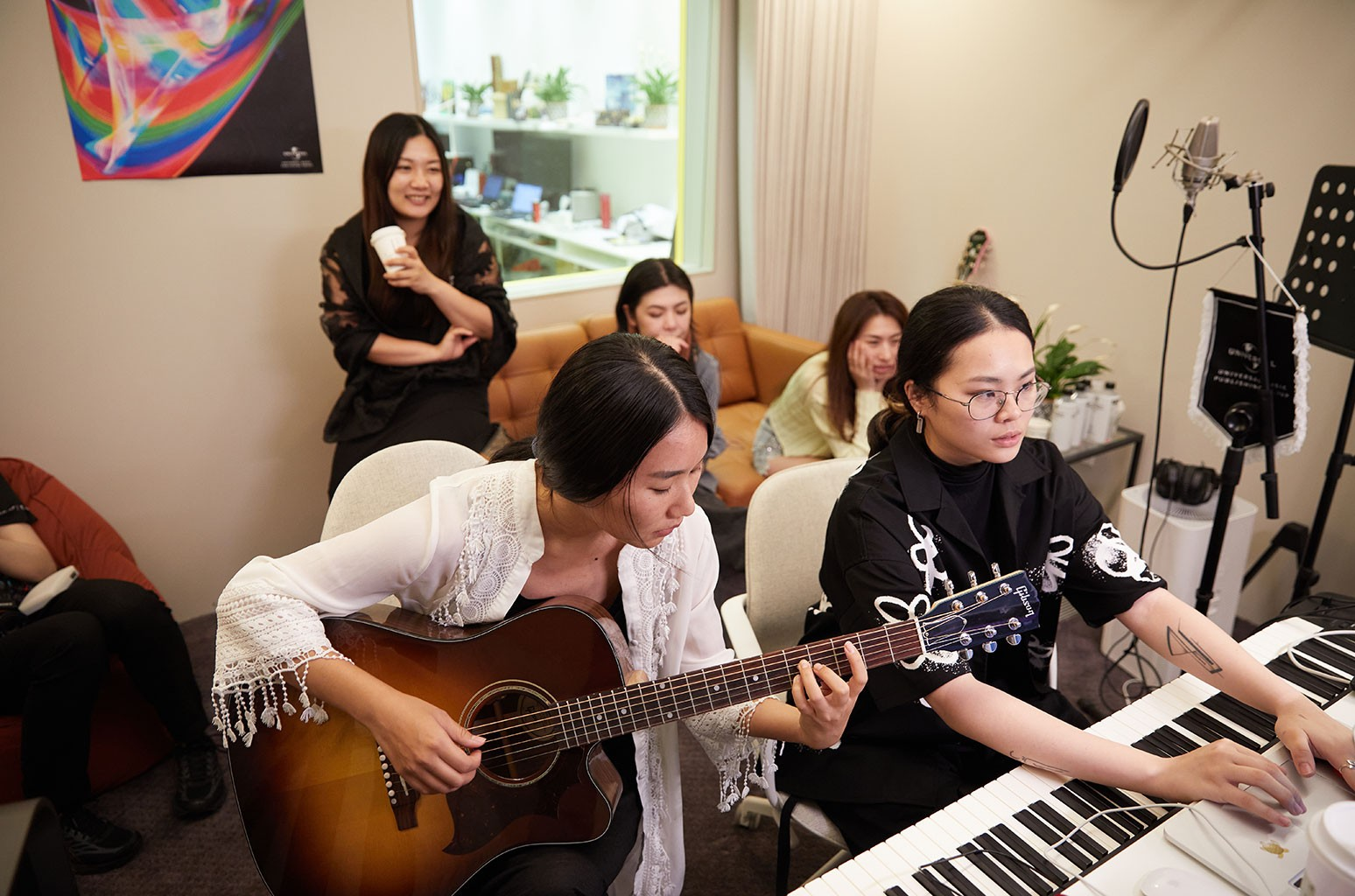 Universal Music Publishing China Hosts All-Female Writing Camp with She Is The Music
